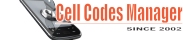 Cell Codes Manager